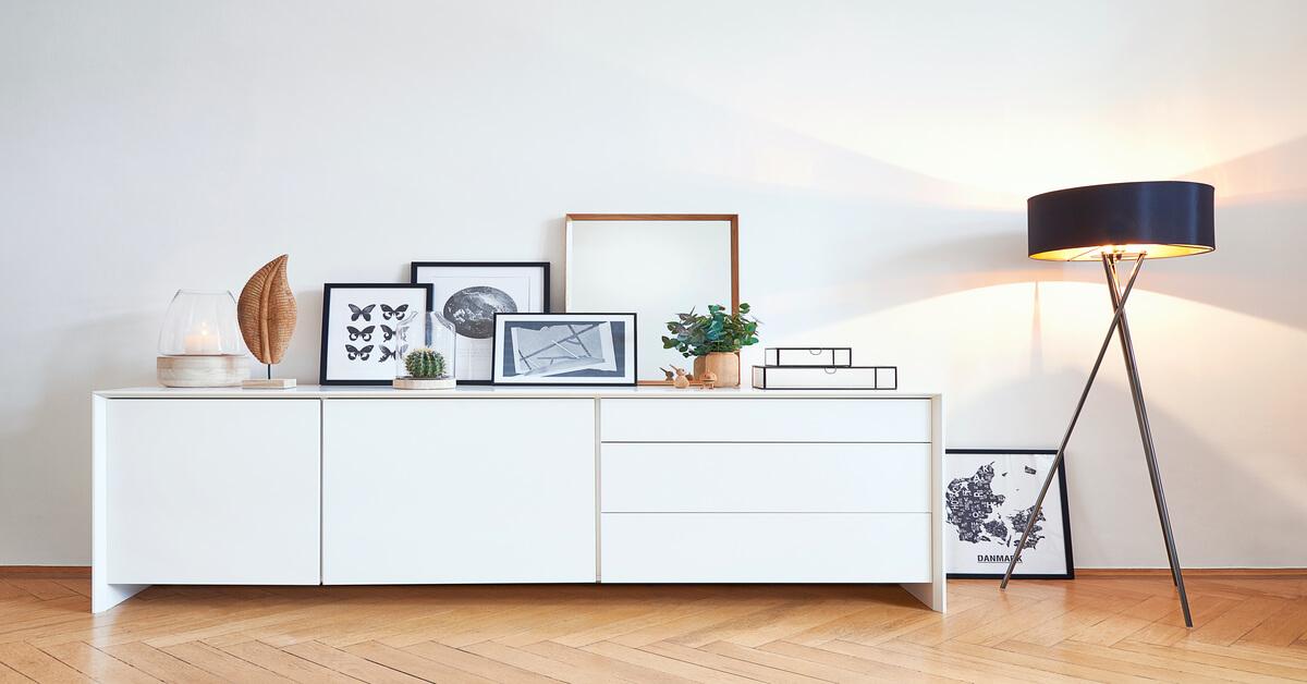 Minimalismus, minimalistický nábytek