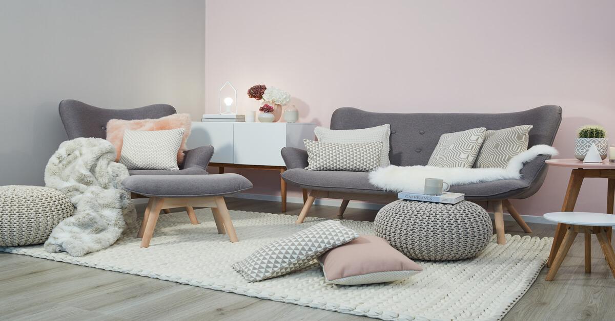 Skandinavský styl bydlení, skandinávský nábytek